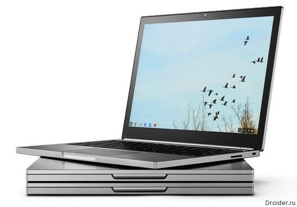 Chromebook Pixel представлен официально