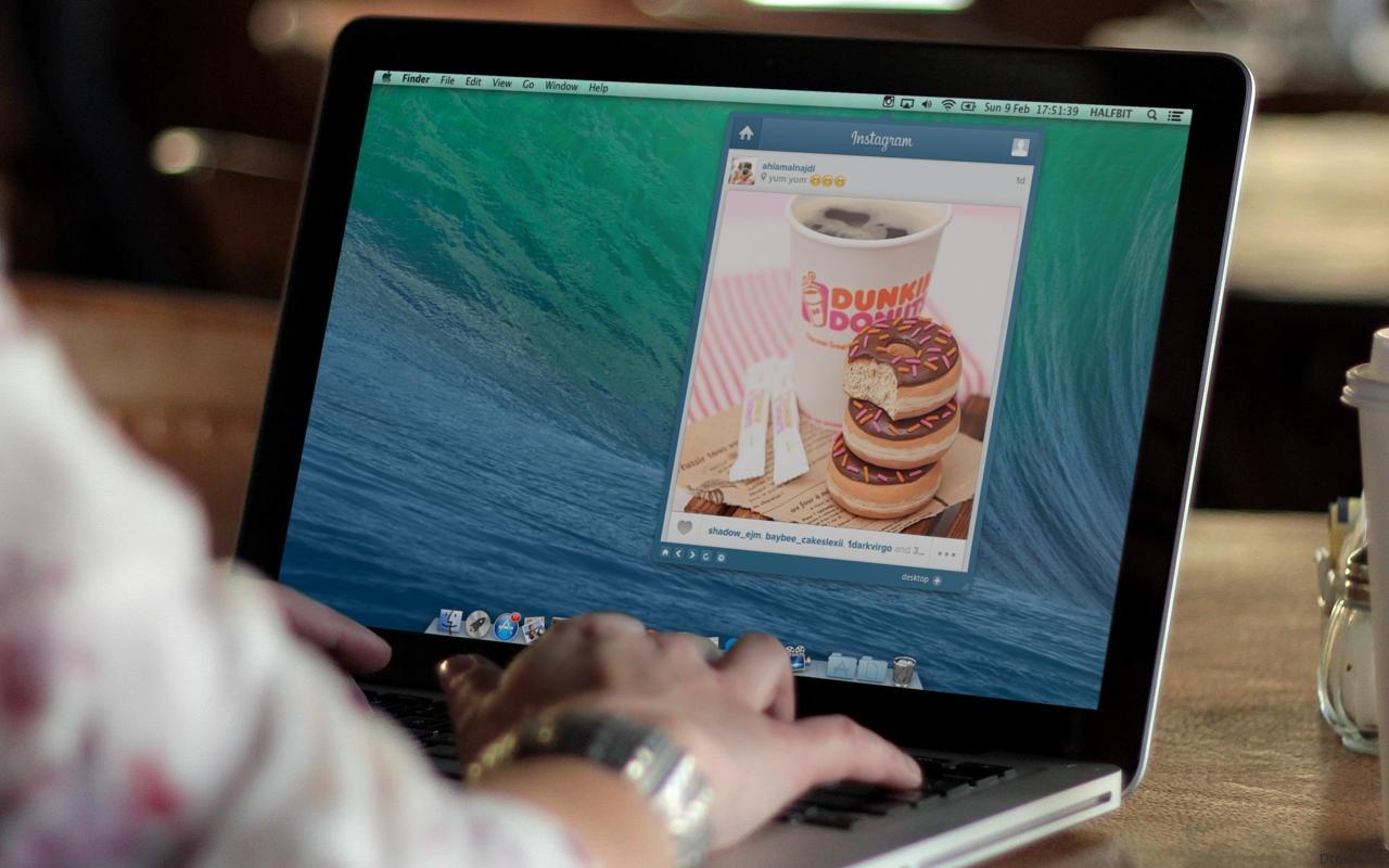 Uploader — приложение для публикации фото в Instagram с Mac