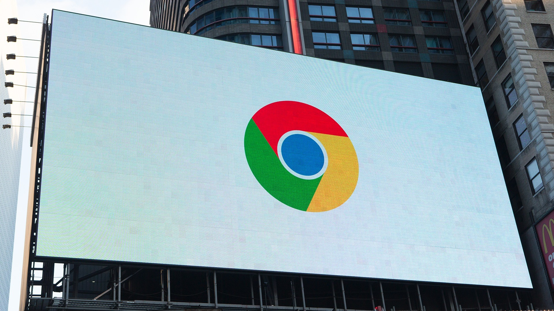 Баннер Google