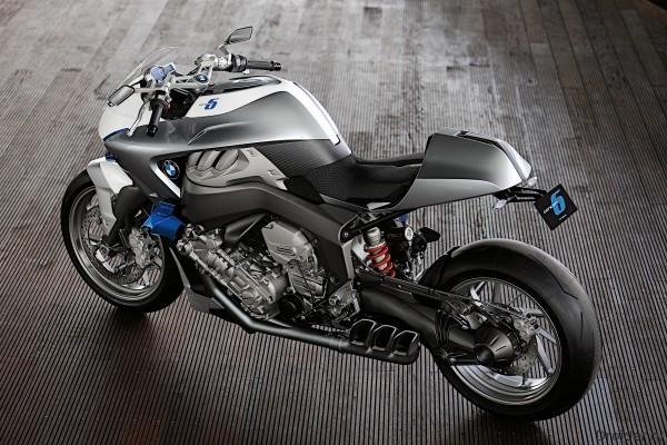 BMW Motorroad 6