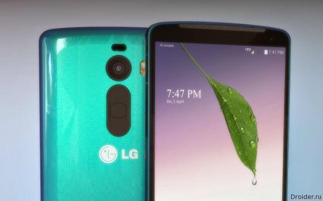 Появились первые «живые» фото G4 Note от LG