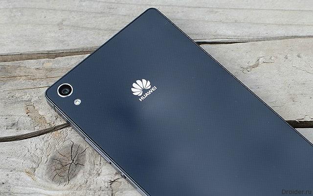Смартфон P8 от Huawei показался на новых снимках