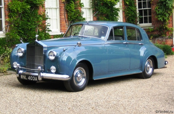 Rolls_Royce_Silver_Cloud_I_1956