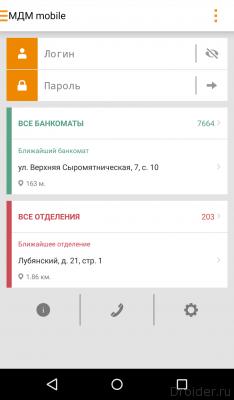 Обзор МДМ Банка 1