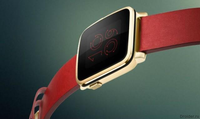 Pebble дарит смарт-часы Time разработчикам