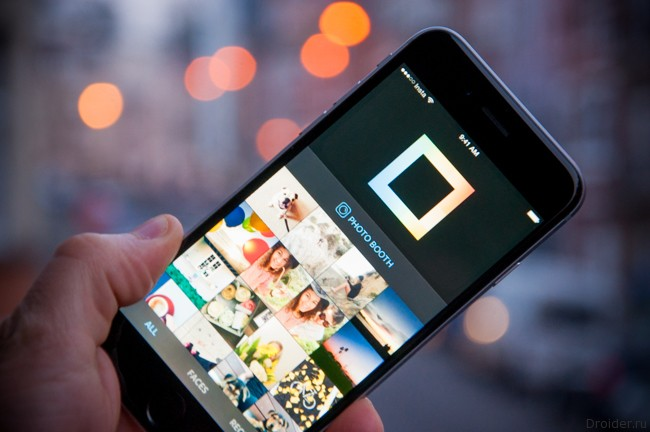 Instagram выпустил приложение Layout для создания коллажей
