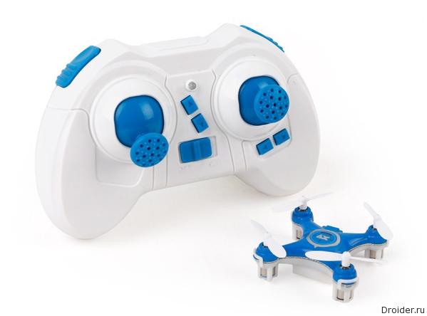 Просто игрушечный дрон