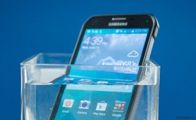 Galaxy S6 Active сертифицирован на сайте Bluetooth SIG