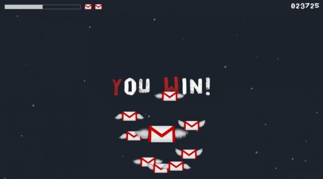 Игра Gmail