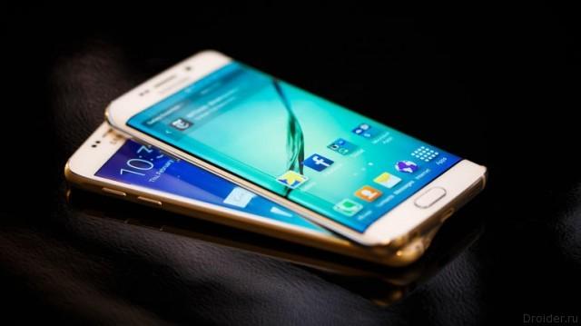 Флагманы Samsung – самые мощные среди Android-смартфонов