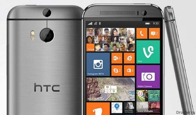 Смартфон One M8
