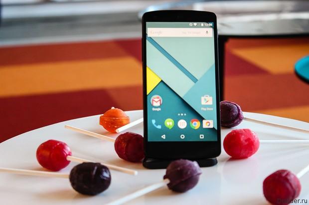 Выход Android Lollipop 5.1.1 не за горами
