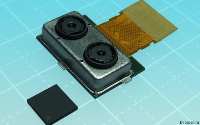 Двойная камера Samsung