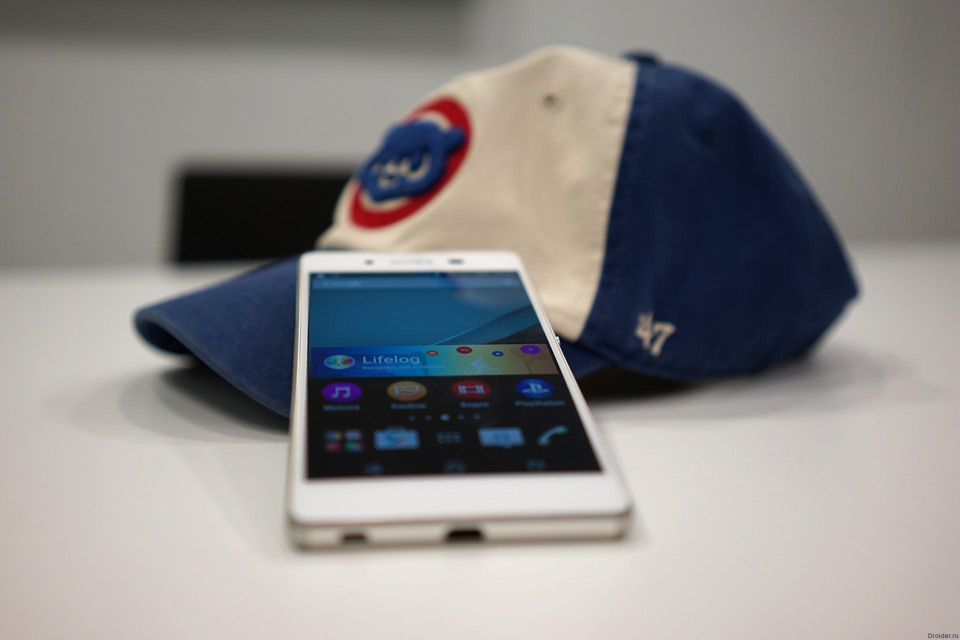 Xperia Z3+ от Sony