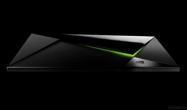 NVIDIA Shield Android TV Game Console