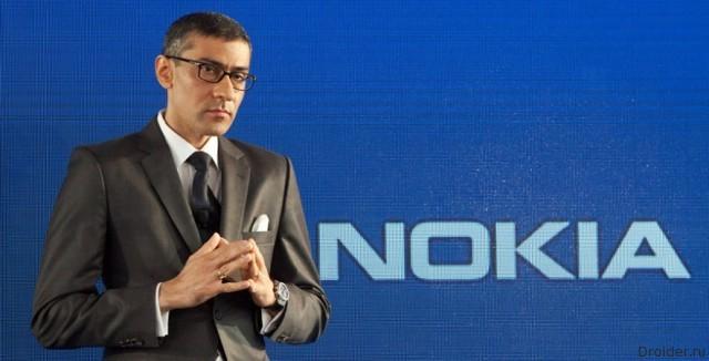 Nokia вернется на рынок смартфонов