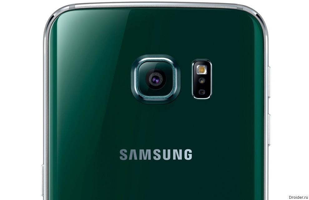 Рендер Galaxy S6 Edge Plus от Samsung появился в сети
