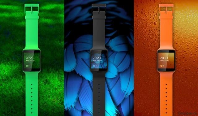 Microsoft отменила разработку умных часов от Nokia