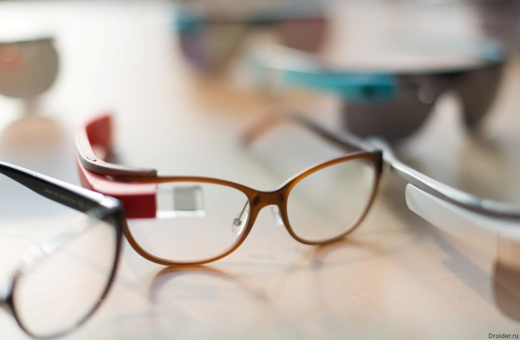 Новый патент раскрывает облик Google Glass