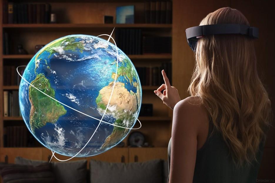 Samsung работает над аналогом HoloLens