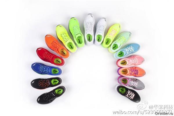 Умные кроссовки от Xiaomi