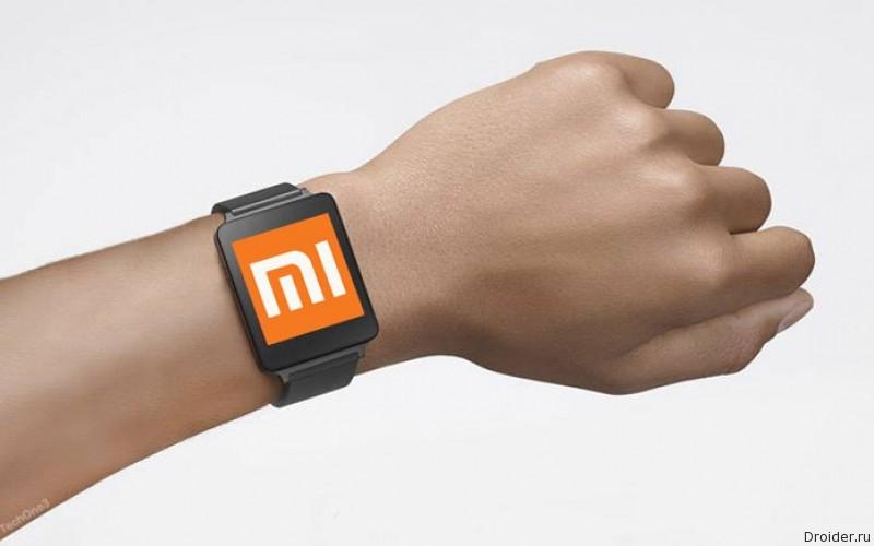 Смарт-часы Xiaomi