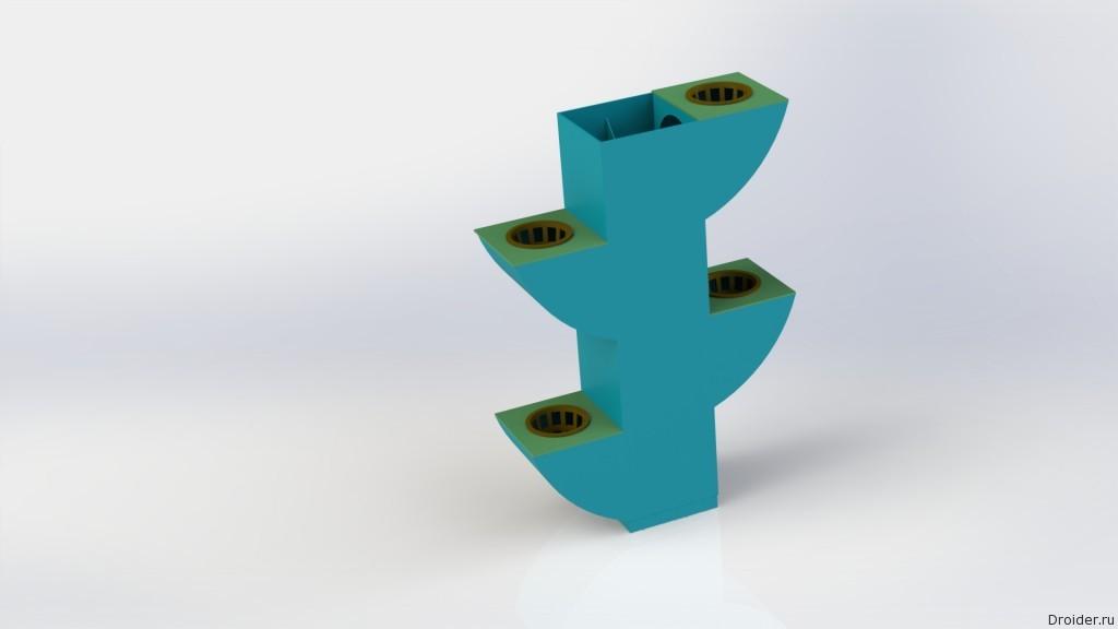 3Dponics