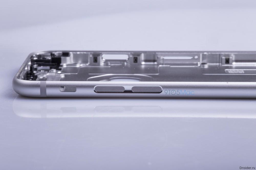 Задняя крышка iPhone 6S