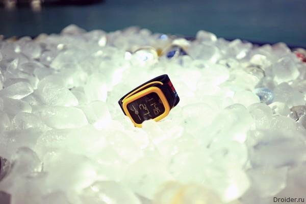 Обзор Swatch Touch Zero one 3
