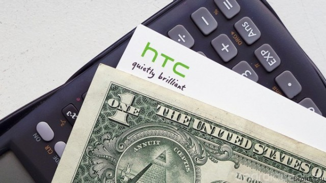 Компания HTC готовится к банкротству или продаже