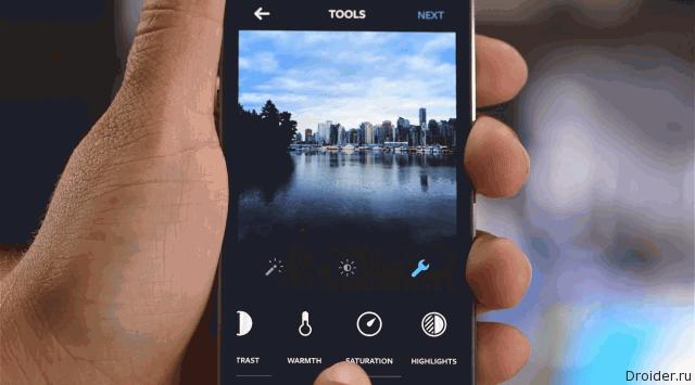 Instagram увеличил разрешение загружаемых фотографий
