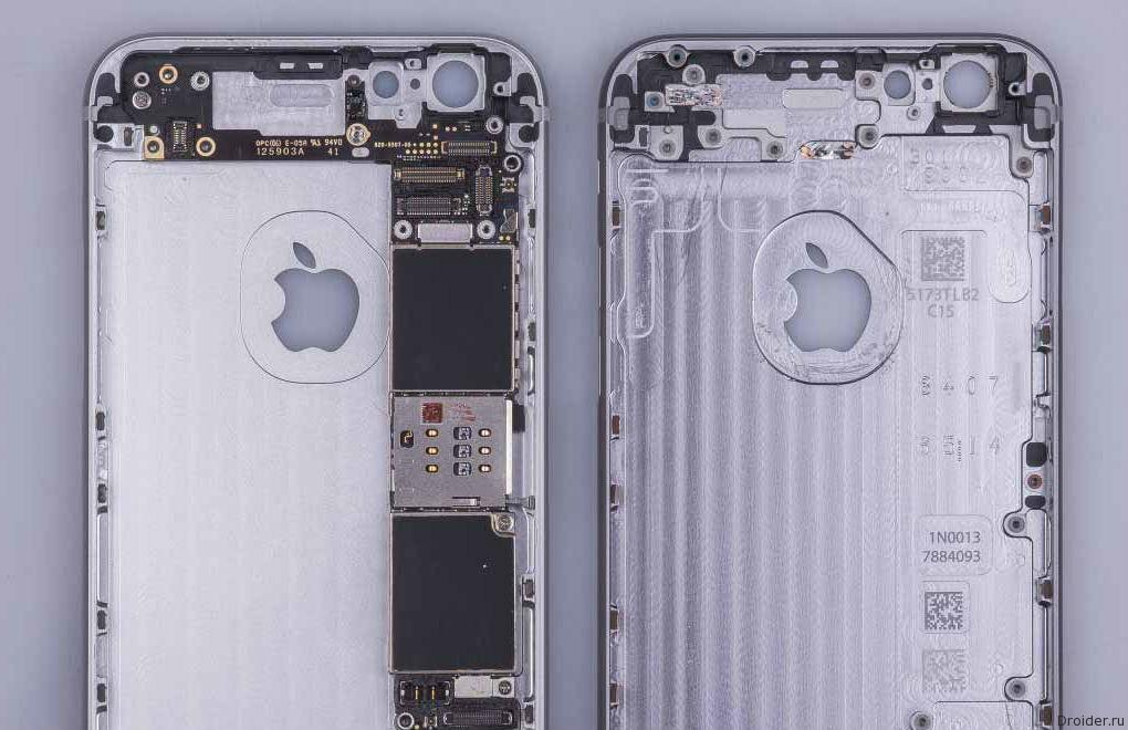 Iphone 6s как вставить симку - d