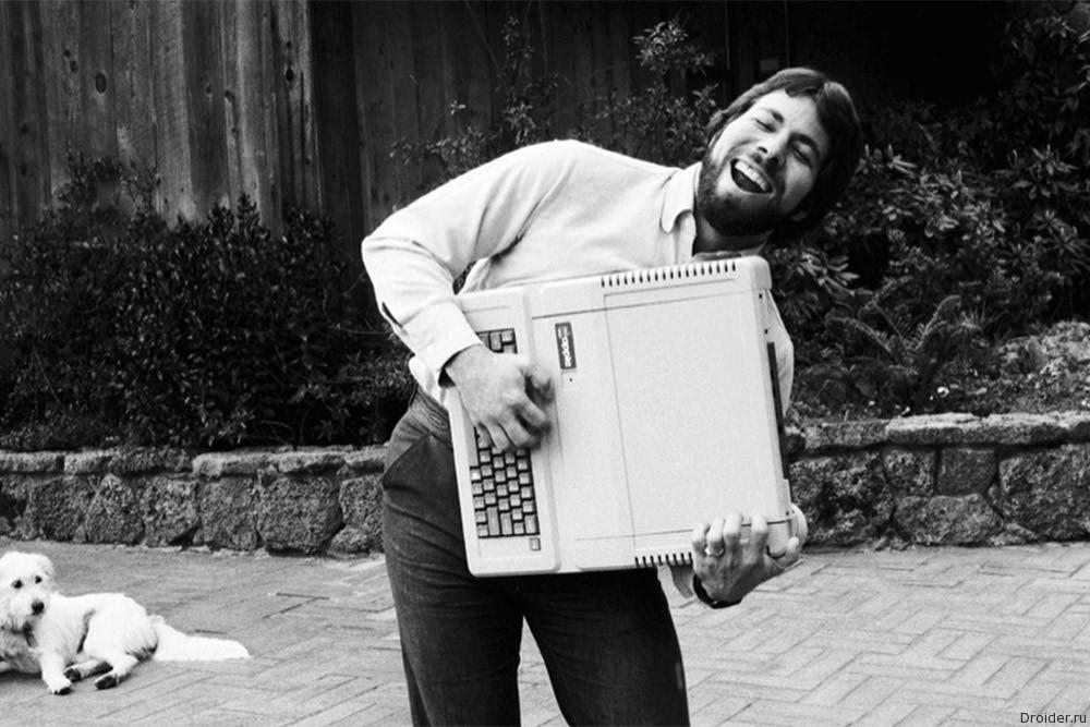 Apple II и Воз