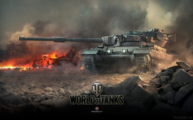 Игры world of tanks мульт