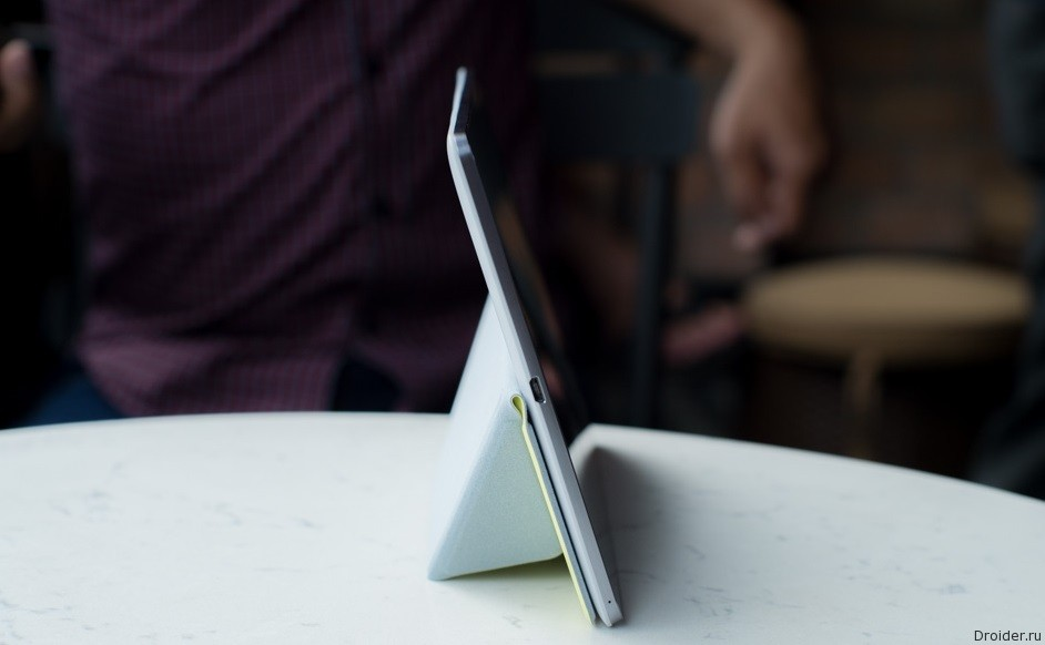 Планшет Nexus 8 засветился в бенчмарке