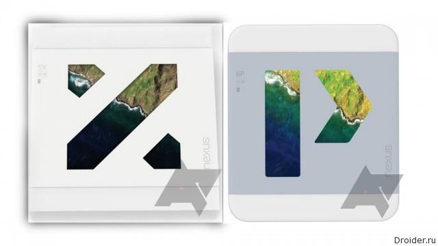 Huawei Nexus 6P во всей красе на свежем рендере