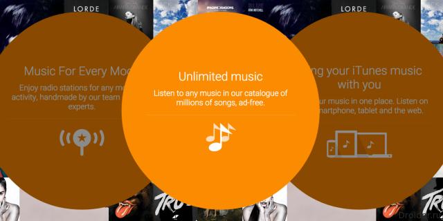 В Google Музыке появится «семейный абонемент»