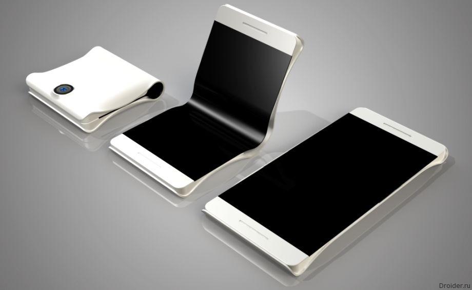 Первые подробности о гибком смартфоне Project V от Samsung
