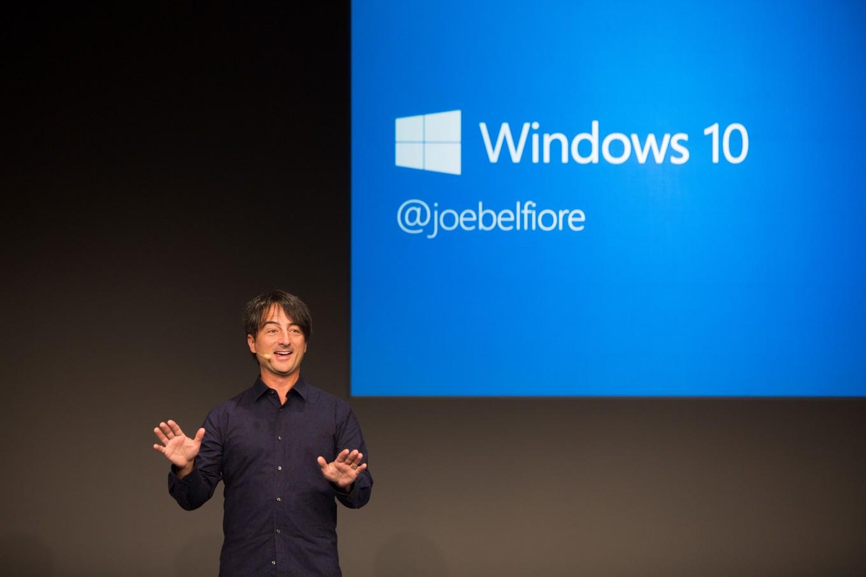 Руководитель разработки Windows Джо Бельфиоре взял годовой отпуск