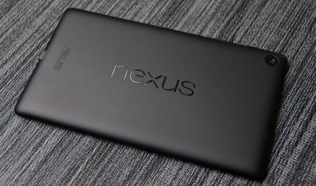 ASUS и Google рассматривают возможность выпуска нового Nexus 7