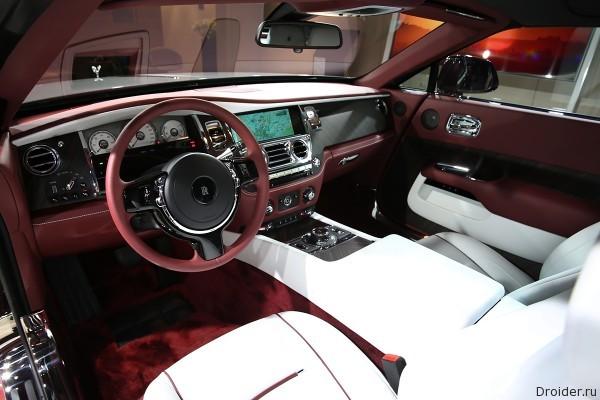 Rolls Royce Dawn IAA 2015 Saloon