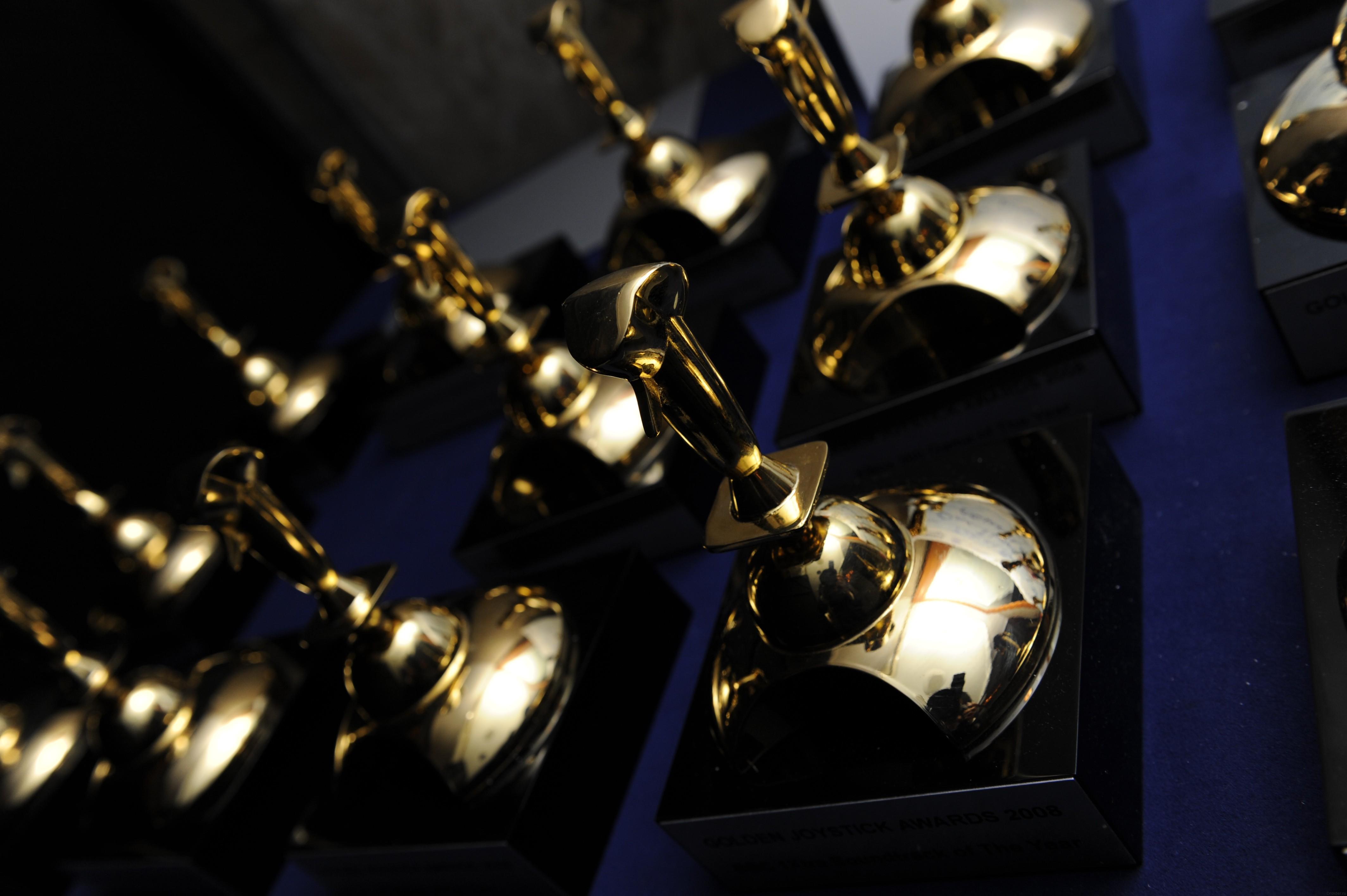 Объявлены номинанты Golden Joystick Award 2015
