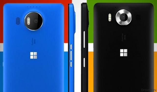 Неофициальные цены на флагманы Lumia 950 и 950 XL