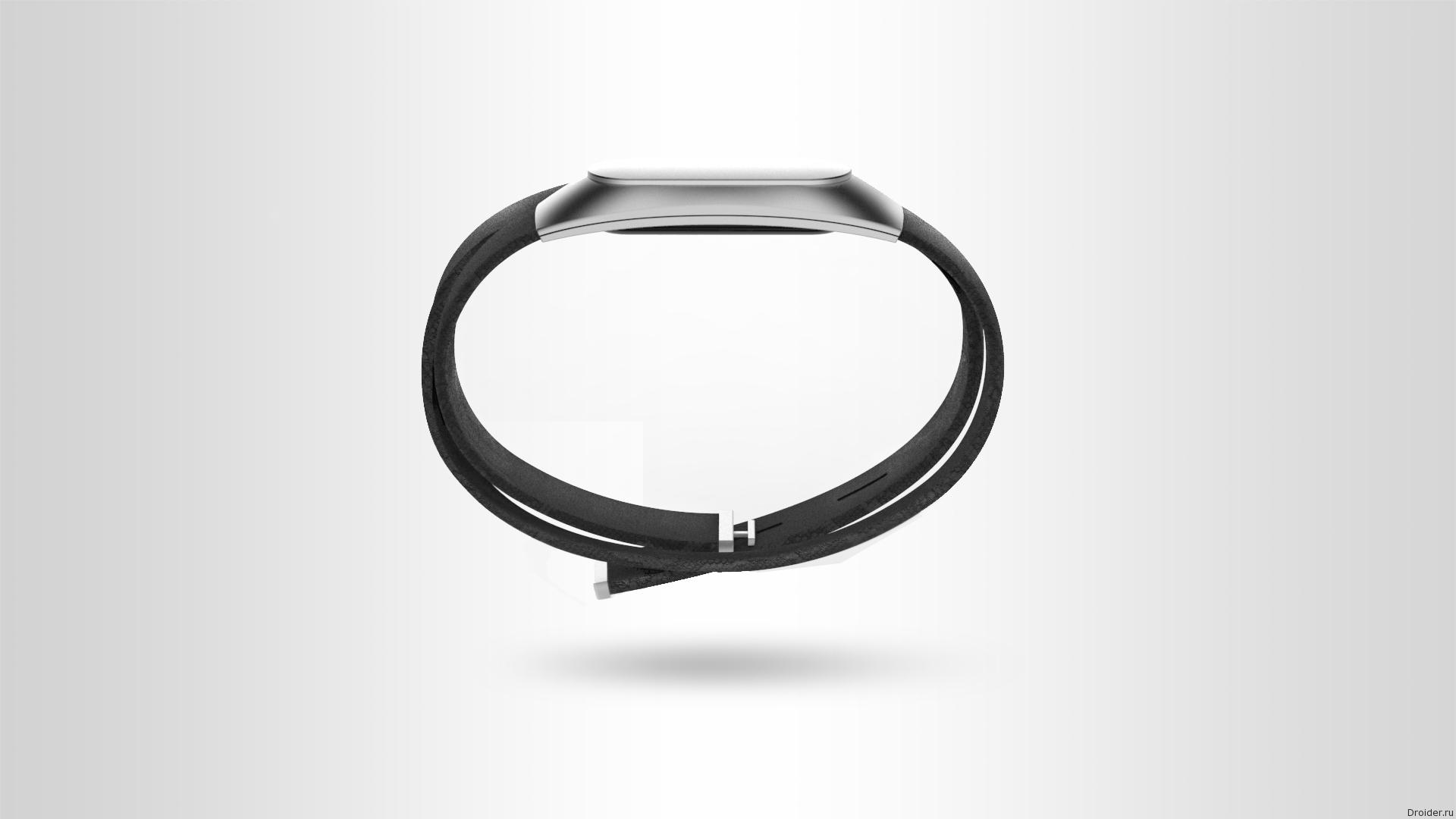 Mi Band 1S от Xiaomi замечен на «живых» фотографиях