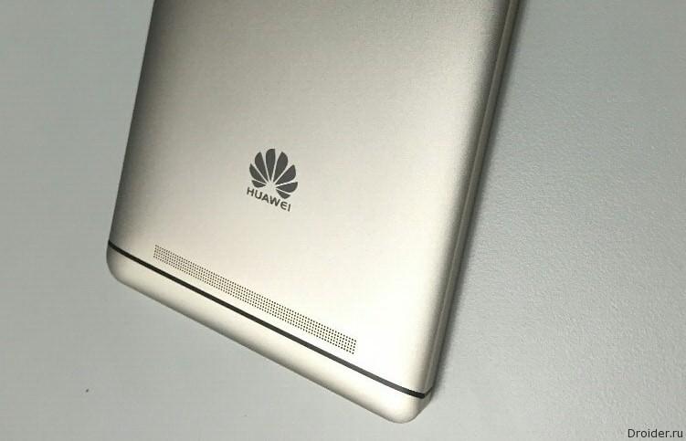 Новые изображения смартфона Mate 8 от Huawei