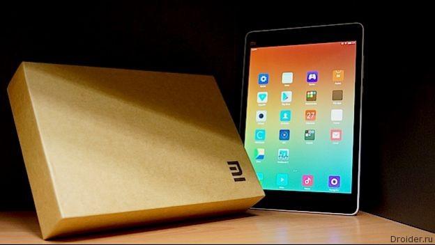 Характеристики и производительность планшета MiPad 2 от Xiaomi