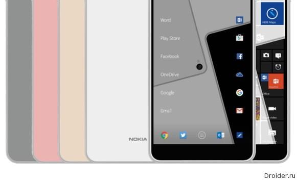 Смартфон C1 от Nokia никогда не поступит в продажу