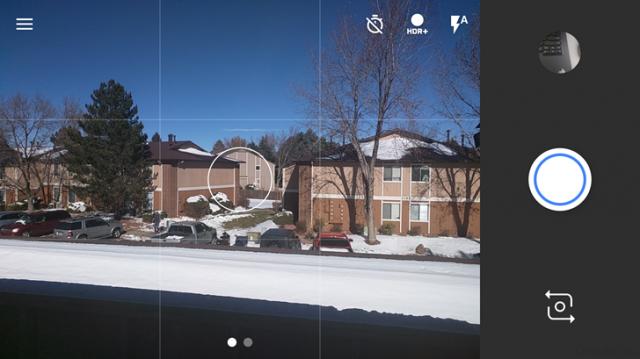 Интерфейс Google Камеры обновился для пользователей Android 6.0