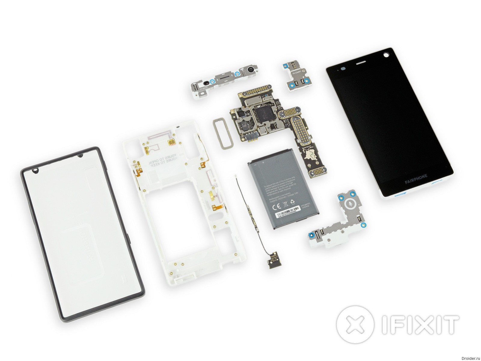 Fairphone 2 iFixit