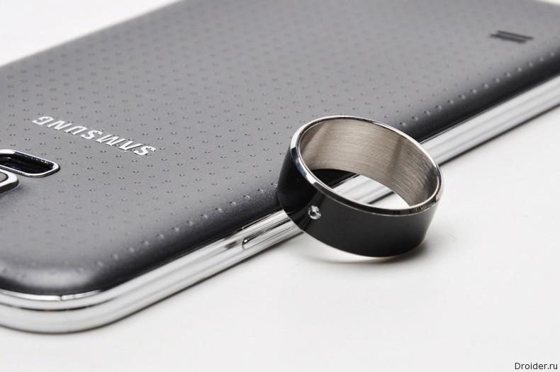 Samsung запатентовала смарт-кольцо